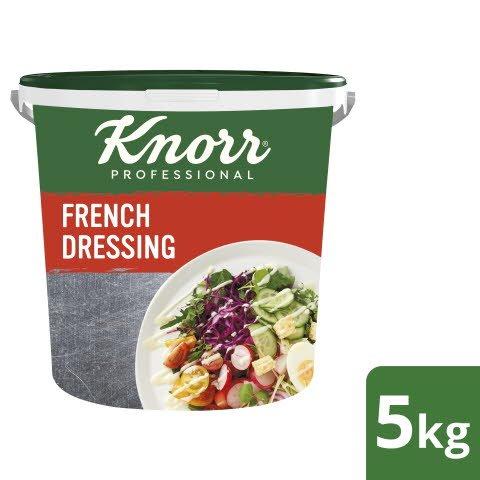 Knorr Dressing French 1x5kg Eimer -