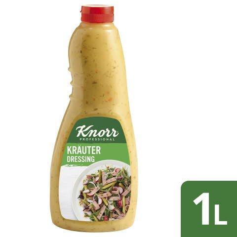 Knorr Dressing Kräuter 6x1L Flasche -