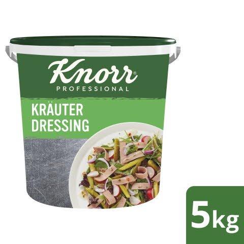 Knorr Dressing Kräuter 1x5 kg Eimer -