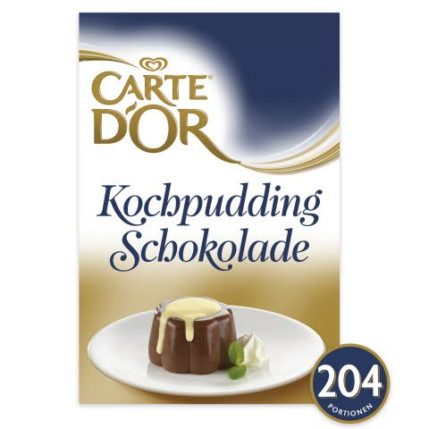 Carte D'or Kochpudding Schokolade 1,5 KG