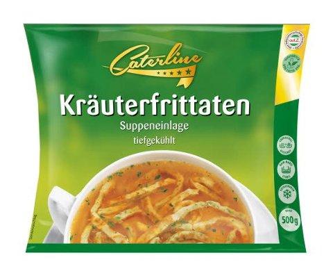 Caterline Kräuterfrittaten 500 g (13 Portionen à ca. 40 g) -
