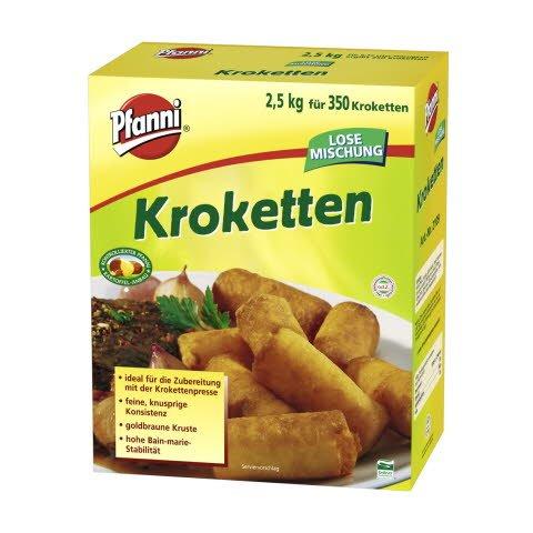 Pfanni Kroketten 2,5 KG