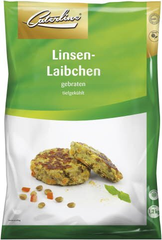 Caterline Linsen-Laibchen 1,2 KG