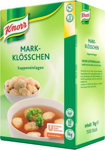Knorr Markklösschen 6X1KG