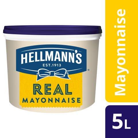 Hellmann's REAL Mayonnaise 79% Fett 5 L