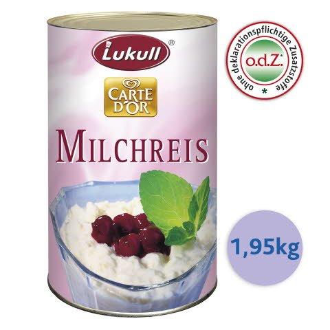 Lukull Milchreis 1,95 KG