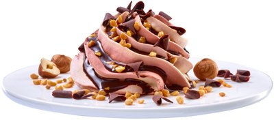 Eistoertchen Fiore Haselnuss Eis 100 ml -
