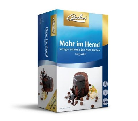 Caterline Mohr im Hemd 2,5 KG (25 Stk. à ca. 100 g)