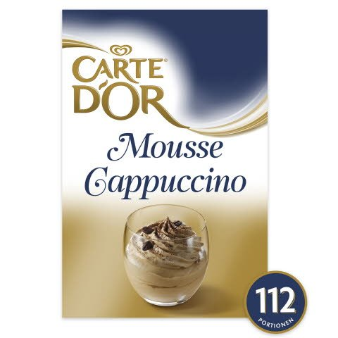 Carte D'or Mousse Cappuccino 1 600 g