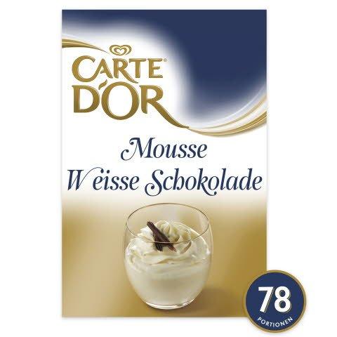 Carte D'or Mousse Weisse Schokolade 900 g