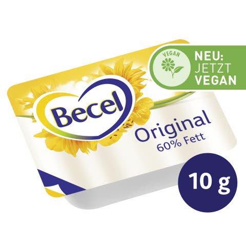 Becel Original Fettreduzierte Margarine 60% Fett 100 x 10 g -
