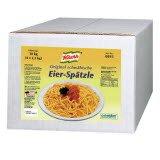 Knorr Original schwäbische Eier-Spätzle 10 KG