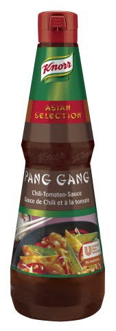 Knorr PANG GANG Chili-Tomaten-Sauce 1 L