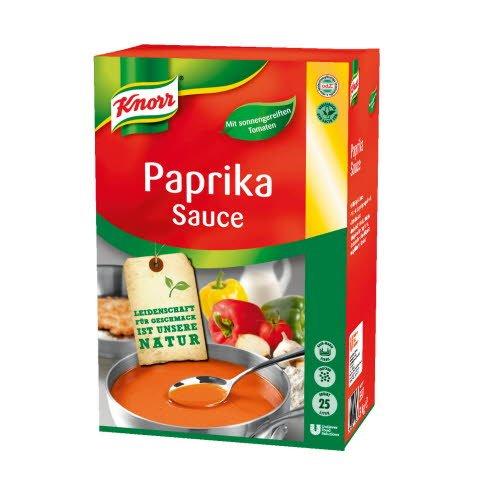 Knorr Paprika Sauce 3 KG