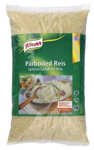 KNORR Parboiled Reis 1X5 KG