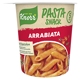 Knorr Pasta Snack Arrabiata 66 g -