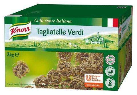 Knorr Tagliatelle Verdi 3 kg -