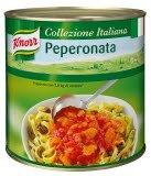 Knorr Peperonata Paprikasauce stückig 2,6 KG -