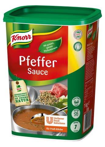 Knorr Pfeffer Sauce 1KG  -