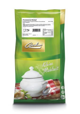 Caterline Pichelsteiner Eintopf 2 KG (10 Portionen) -