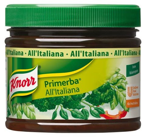 Knorr Primerba All'Italiana 340 g -