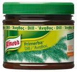 Knorr Primerba Feine Kräuterpasten Dill 340 g -