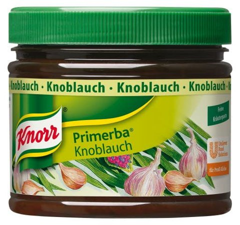 Knorr Primerba Knoblauch 340 g