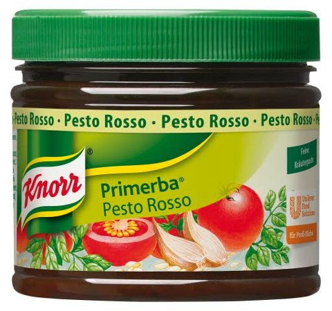 Knorr Primerba Pesto Rosso 340 g -