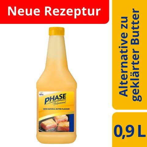 Phase Professional Butterflavour - wie geklärte Butter zu verwenden 900ml