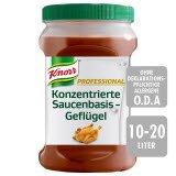 Knorr Professional Konzentrierte Saucenbasis Geflügel 800 g