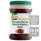 Knorr Professional Konzentrierte Saucenbasis Rind 800 g -