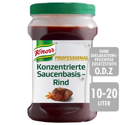 Knorr Professional Konzentrierte Saucenbasis Rind 800 g