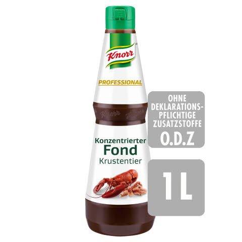 Knorr Professional Konzentrierter Fond Krustentier 1 L