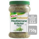 Knorr Professional Mediterrane Kräuter Paste 750 g