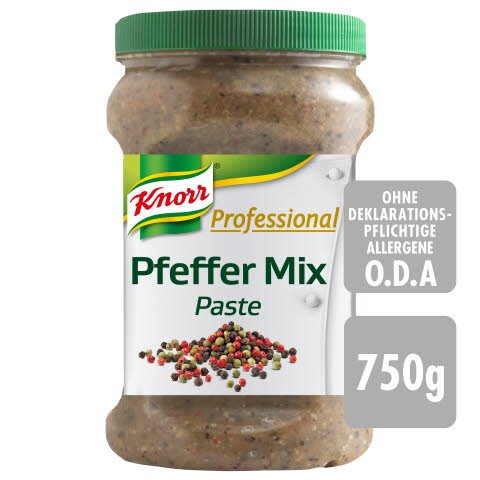 Knorr Professional Pfeffer Mix Paste 750 g