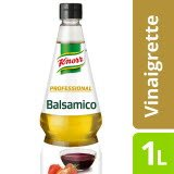 Knorr Professional Vinaigrette Balsamico 1 L - Hochwertig, kreativ und wie selbst gemacht - und so einfach!