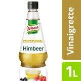 Knorr Professional Vinaigrette Himbeer 1 L - Hochwertig, kreativ und wie selbst gemacht - und so einfach!