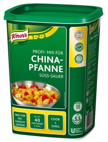 Knorr Profi- Mix für China- Pfanne süss- sauer 1 KG