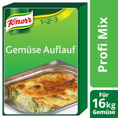 Knorr Profi-Mixmischung für Gemüse-Auflauf 3 KG -