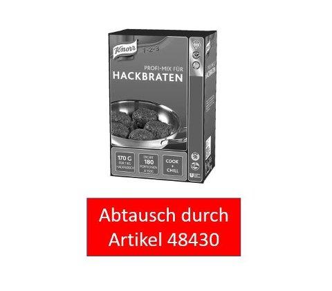 Knorr Profi-Mixmischung für Hackbraten 3 KG -