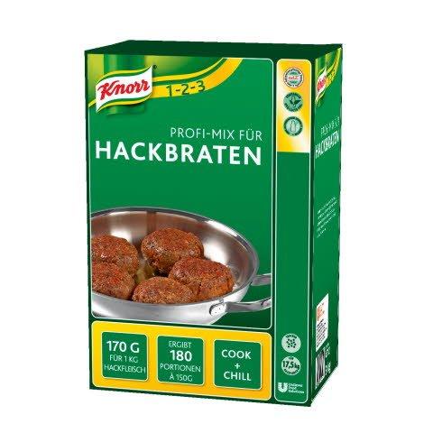 Knorr Profi-Mixmischung für Hackbraten 3 KG