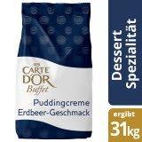 Carte D'or Puddingcreme mit Erdbeergeschmack 5 KG -