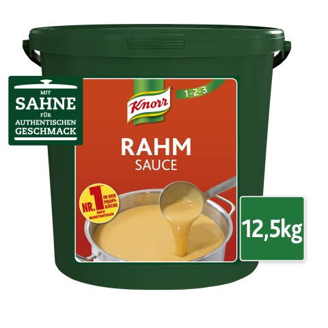 Knorr Rahm Sauce 12,5 KG -