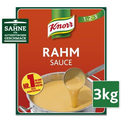 Knorr Rahm Sauce 3 KG