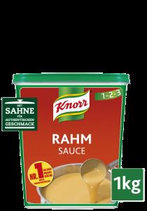 Knorr Rahm Sauce 1 KG
