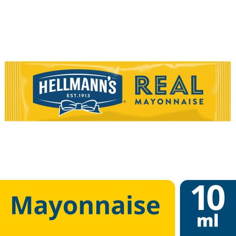 Hellmann's REAL MAYONNAISE 198x10ml