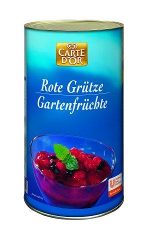 Carte D'or Rote Grütze Gartenfrüchte 3 x 1,7 KG -