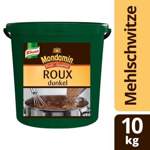 Mondamin Roux Klassische Mehlschwitze dunkel 10 KG -