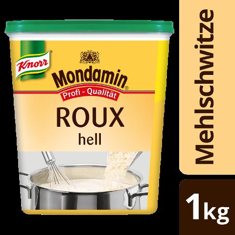 Mondamin ROUX Klassische Mehlschwitze hell 1 KG