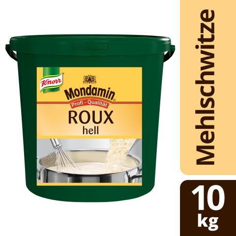Mondamin ROUX Klassische Mehlschwitze hell 10 KG